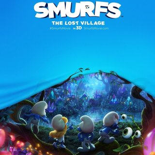 مراجعة فيلم Smurfs: The Lost Village
